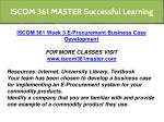 iscom 361 master successful learning 17