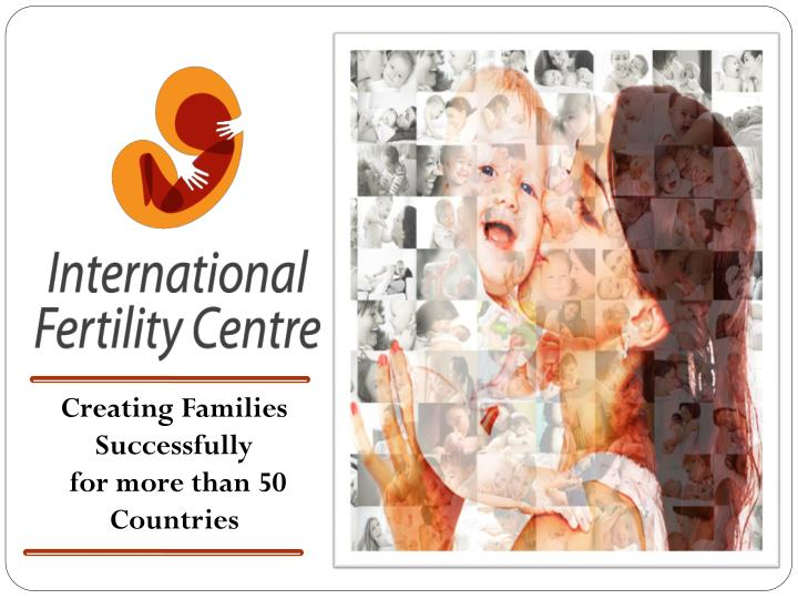 creating families successfully for more than n.