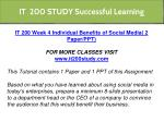 it 200 study successful learning 12