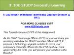 it 200 study successful learning 15