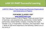 law 531 mart successful learning 15