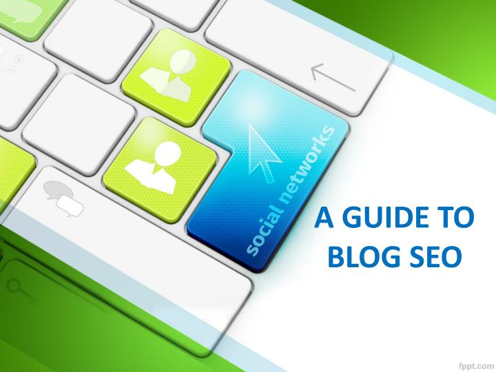 a guide to blog seo n.