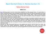 best dental clinic in noida sector 15 1