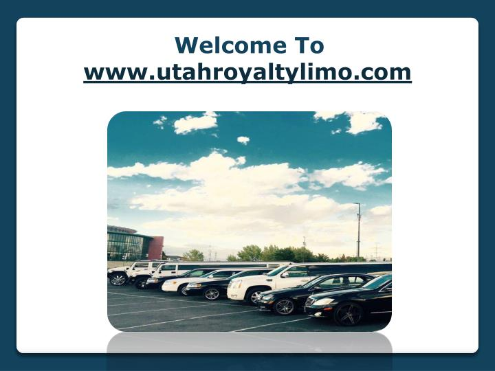 welcome to www utahroyaltylimo com n.