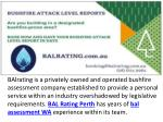 balrating is a privately owned and operated