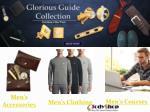men s accessories