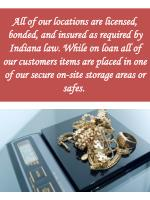 all of our locations are licensed bonded