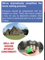 we ve dramatically simplified the home selling