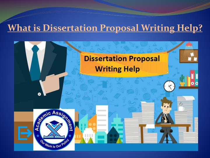 what is dissertation proposal writing help n.