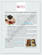 why is trousseau incomplete without its packing