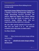 real estate image editing company professional 1