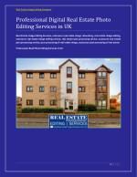 real estate image editing company professional