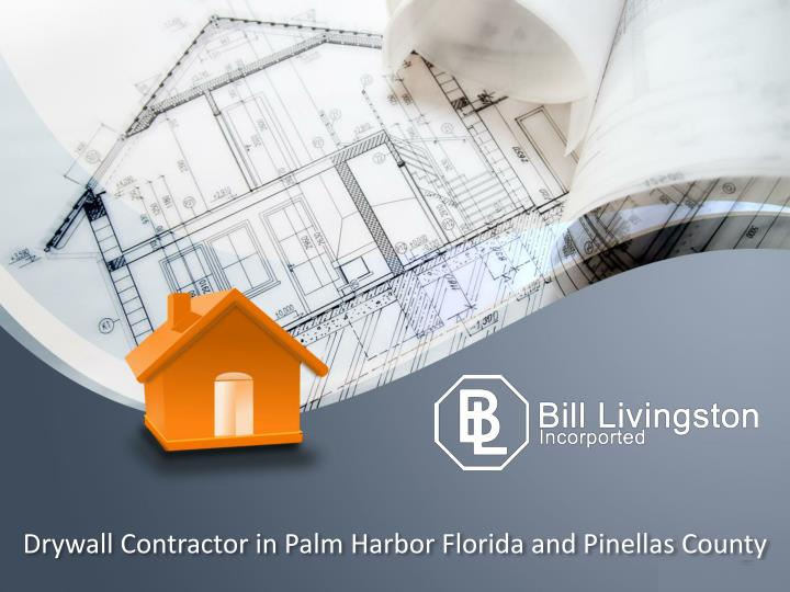 drywall contractor in palm harbor florida and pinellas county n.