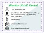 diwakar retail limited