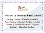 welcome to diwakar retail limited