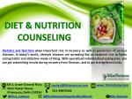 diet nutrition counseling