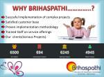 why brihaspathi
