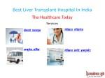 best liver transplant hospital in india 3