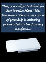 here you will get best deals for best wireless