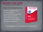features to use dumpsforsure com