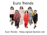 euro trends 1