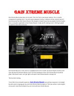 gain xtreme muscle gain xtreme muscle