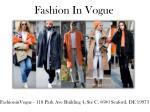 fashion in vogue 3