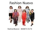 fashion nuevo 1
