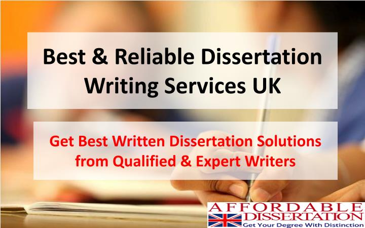 best reliable dissertation writing services uk n.