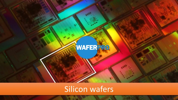 silicon wafers n.