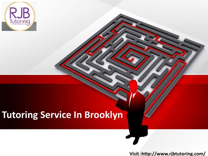 tutoring service in brooklyn n.