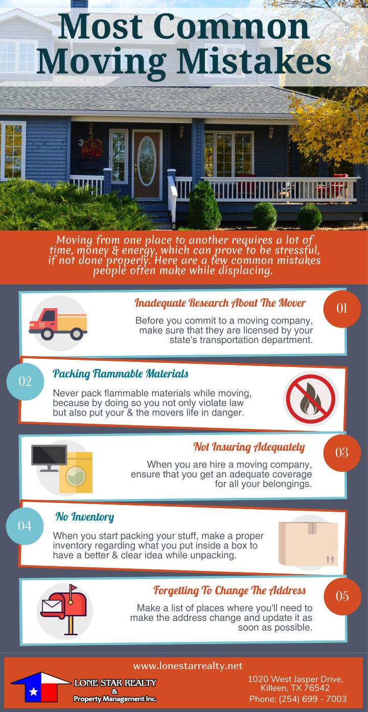 most common moving mistakes n.