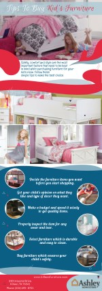 tips to buy kid s furniture