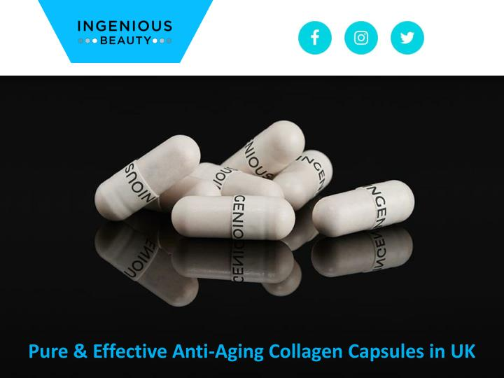 pure effective anti aging collagen capsules in uk n.