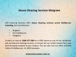 house cleaning services mulgrave 1