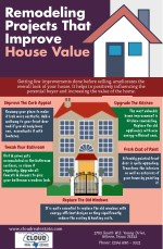 remodeling projects that improve house value