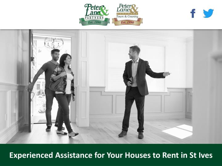 experienced assistance for your houses to rent in st ives n.