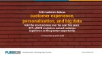 b2b marketers believe customer experience