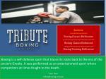 services boxing classes melbourne boxing classes