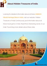 about hidden treasures of india