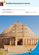 buddhist monuments in sanchi