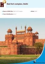 red fort complex delhi