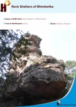 rock shelters of bhimbetka