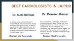 best cardiologists in jaipur