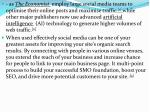 as the economist employ large social media teams