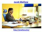 jacob mathew 1