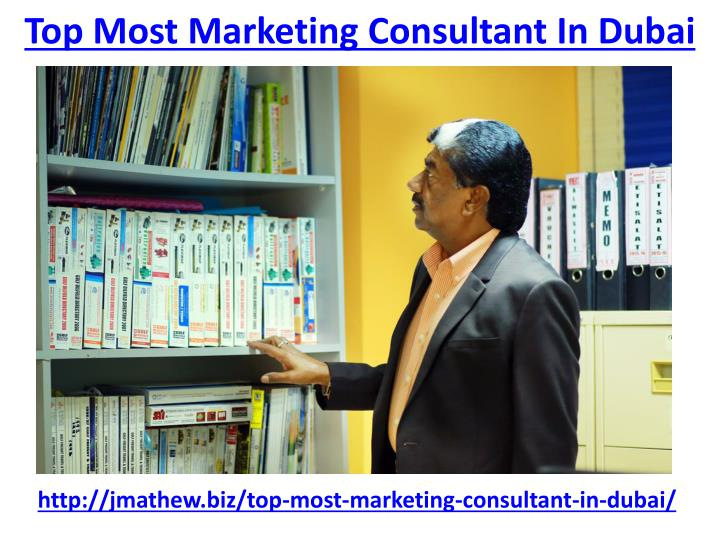 top most m arketing c onsultant i n d ubai n.