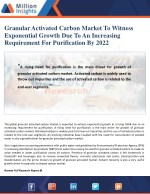 granular activated carbon market to witness