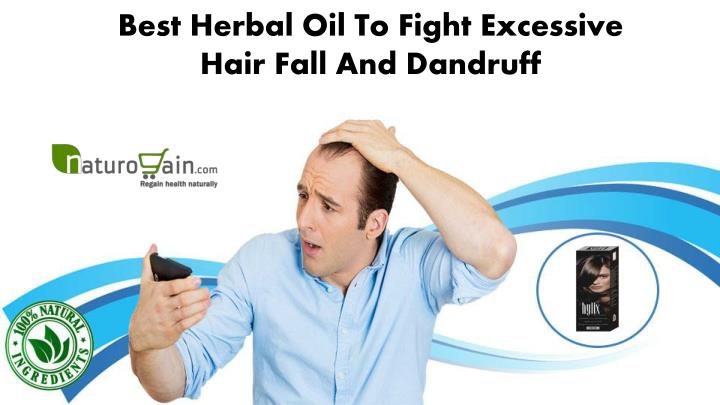 best herbal oil to fight excessive hair fall n.