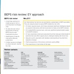 beps risk review ey approach